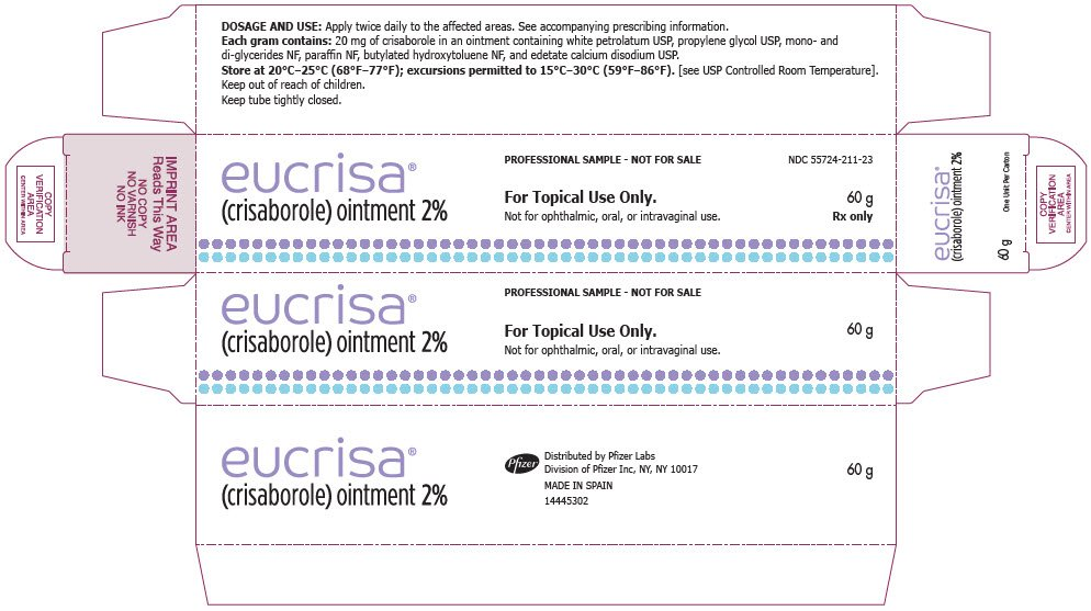 Eucrisa - FDA prescribing information side effects and uses