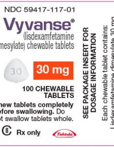 Principal display panel mg tablet bottle label also vyvanse fda prescribing information side effects and uses rh drugs