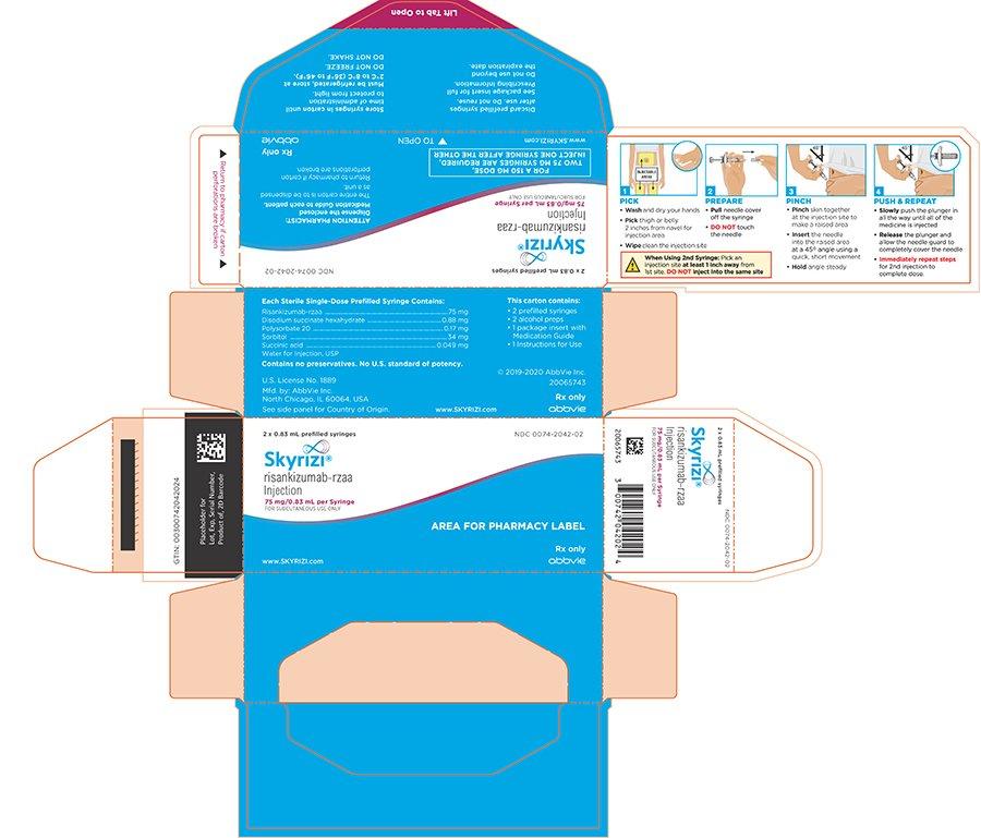 Skyrizi Injection - FDA prescribing information side ...