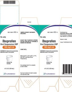 Ibuprofen oral suspension usp mg ml pharmacist dispense the accompanying medication guide to each patient dosage cup included fl oz also fda prescribing information side rh drugs