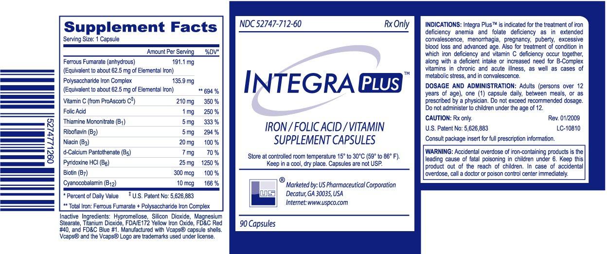 Integra Plus - FDA prescribing information side effects ...
