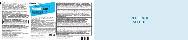 Micotil 300 - FDA prescribing information side effects ...