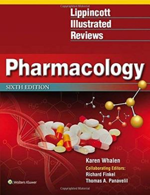 Lippincott pharmacology