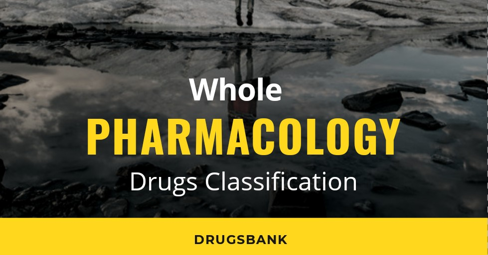 Pharmacology classification
