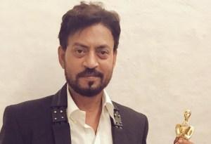 Irrfan Khan Reveals He has A Neuroendocrine Tumor