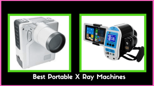 10 Best Portable X rays Machines (A Helpful Buyer Guide)