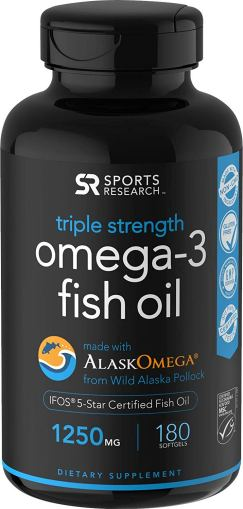 Which brand of fish oil supplement is best