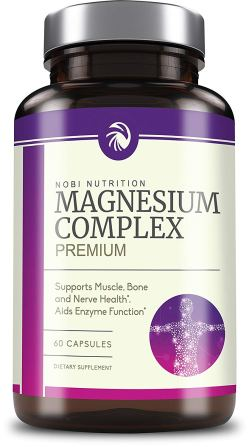 Best magnesium supplements for anxiety