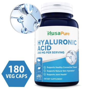 Best Hyaluronic Acid Supplements