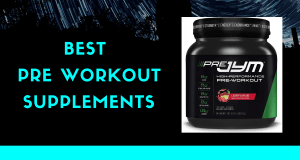 6 Best Pre Workout To Lose Weight & Gain Muscle
