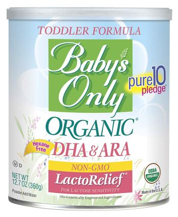 best baby formula for breastfed babies