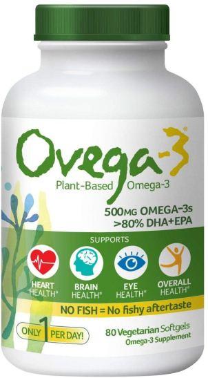 Best omega supplements for vegans