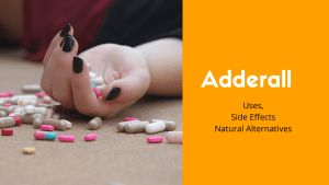 Best Over The Counter & Natural Adderall Alternatives 2020