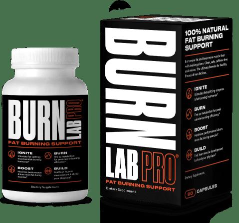 burn lab pro bottle