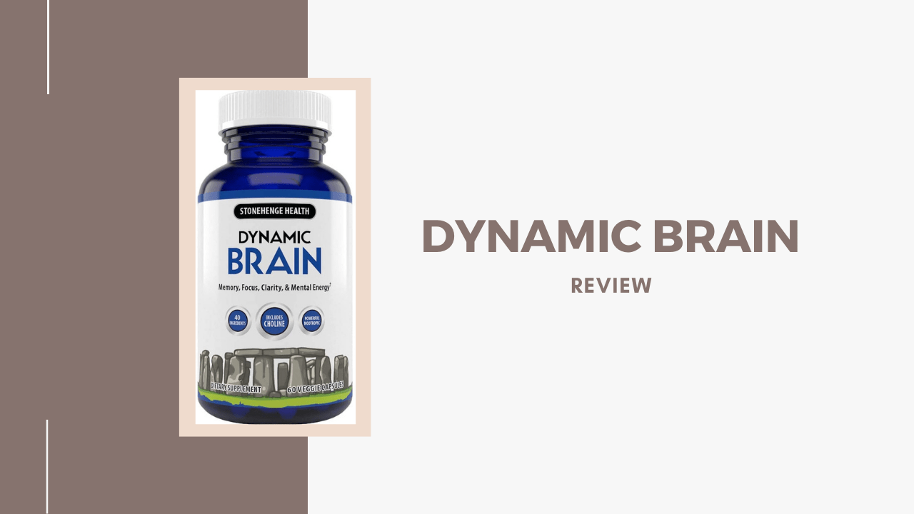 Stonehenge Health Dynamic Brain Review