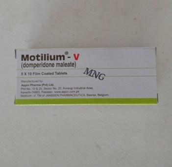 Motilium Tablets