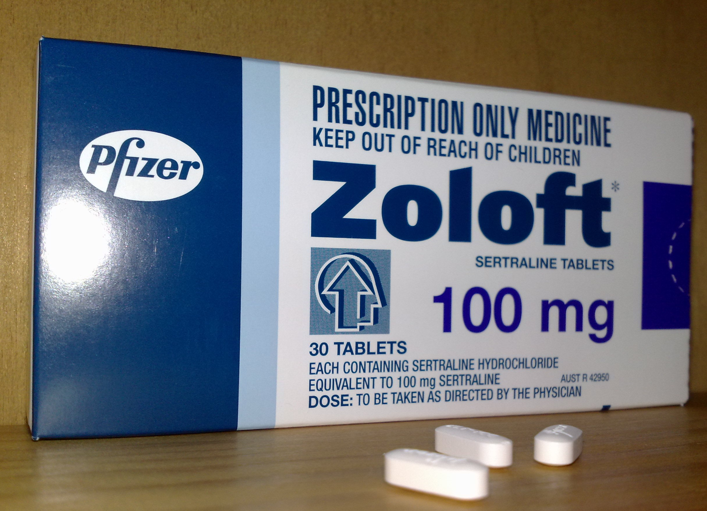 Zoloft (Sertraline) Drug Information - Drugsdb.com