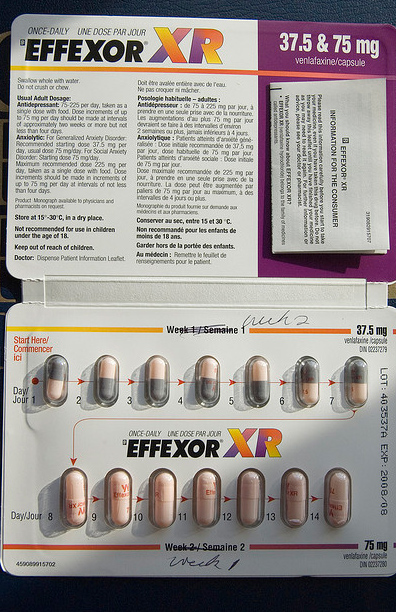 Effexor (Venlafaxine) Drug Information - Drugsdb.com