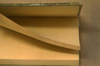 Spruchbuch Naturpapier