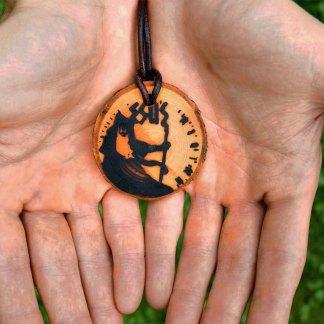 Keltisches Schutzamulett der Anderswelt