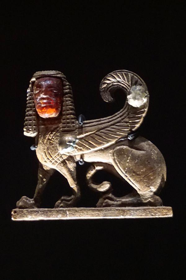 Die Sphinx vom Grafenbühl