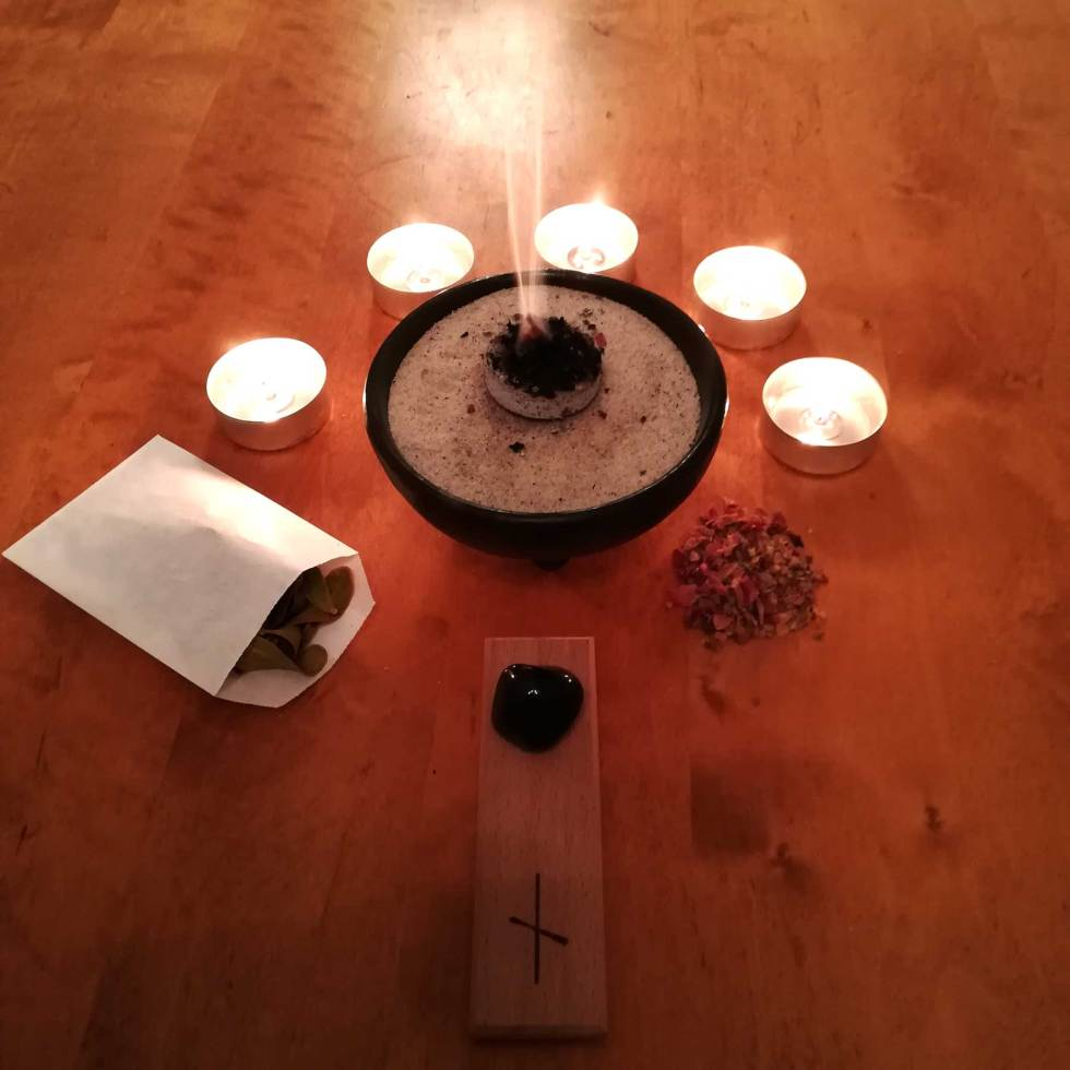 Ritualanleitung spirituelle Reinigung