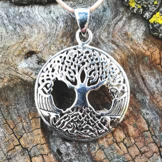 Silber Amulett