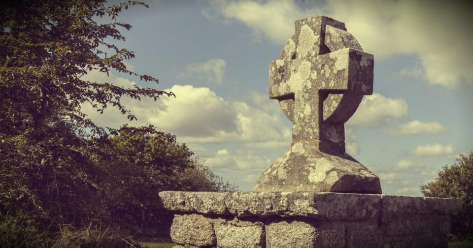 laïcité - croix celtique
