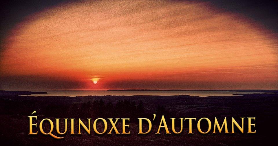 équinoxe d'automne - date