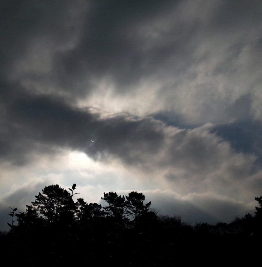 équinoxe et éclipse solaire