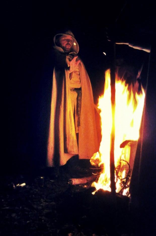 fête druidique - solstice d'hiver