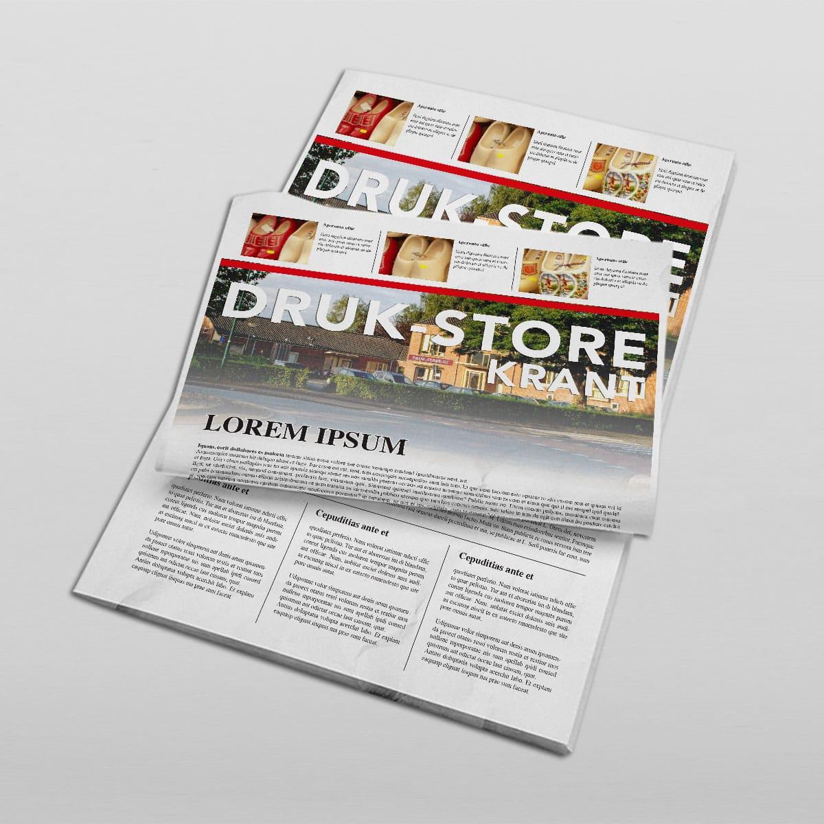 Kranten Druk-Store