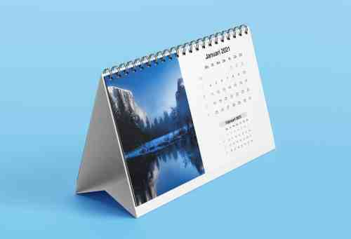 Bureaukalender natuur
