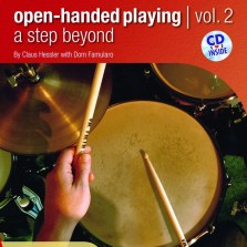 Open Handed Playing 2 Claus Hessler & Dom Famularo