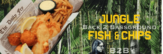 Jungle, fish & chips