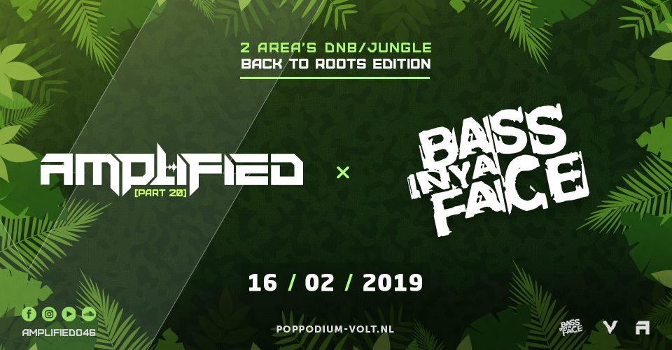 Amplified [Part 20] x Bass In Ya Face