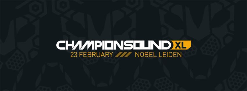 Champion Sound XL 23.02.19 w/ Matrix & Futurebound