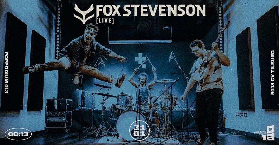 Fox Stevenson // 013 Tilburg