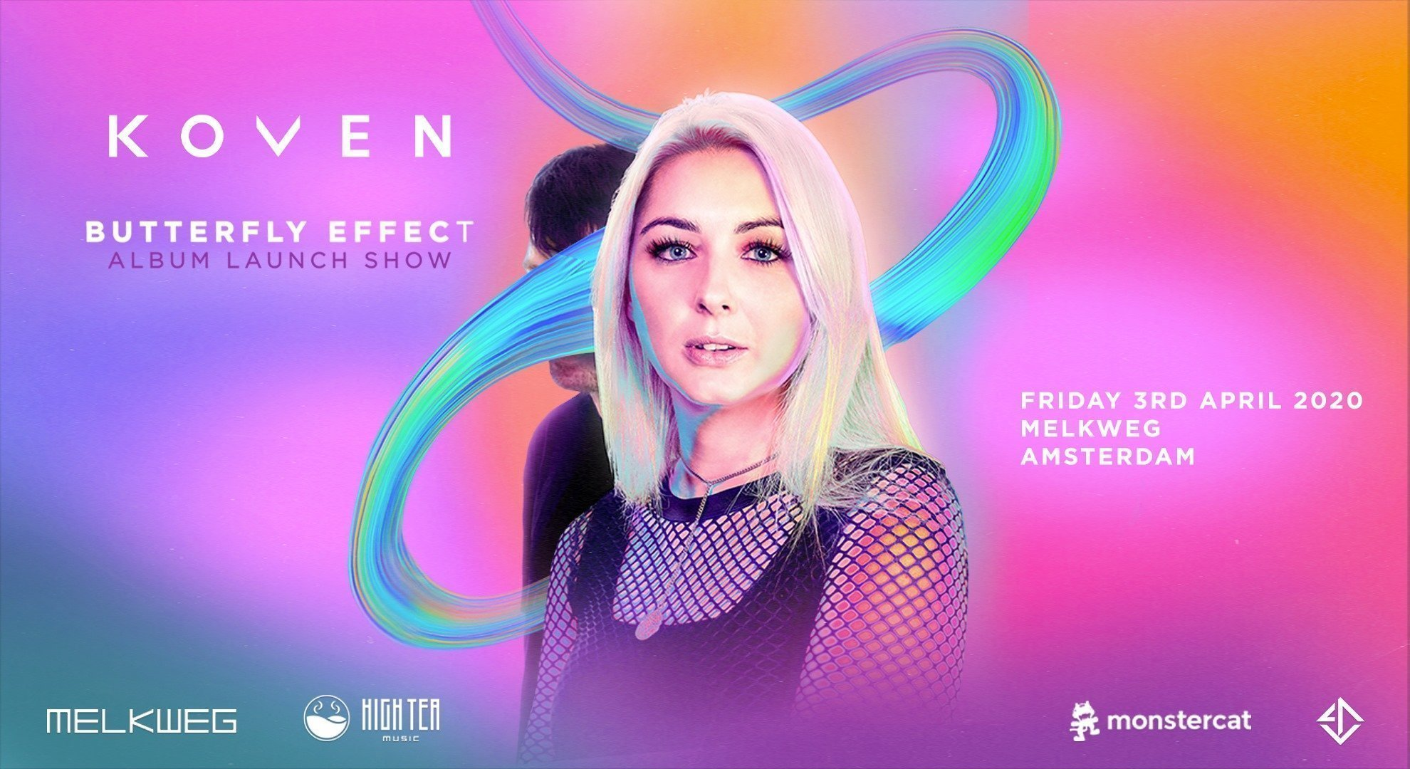 KOVEN - Butterfly Effect [Album Launch]