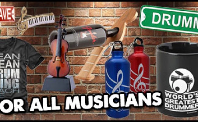 Gifts For Drummers And Music Gifts For All Musicians