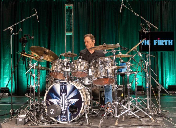 Jimmy Chamberlin – Drummer Photographer