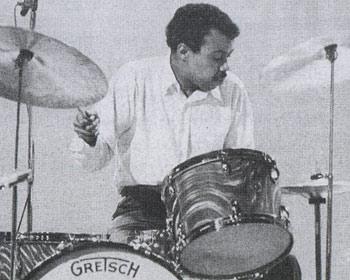 Harold Jones  DRUMMERWORLD