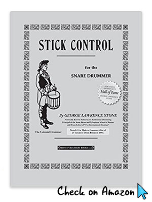 stick control by george lawrence stone