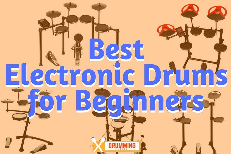 Best E-Drums for Beginners (Top 8)