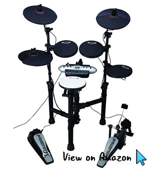 Carlsbro CS D130 electronic drum set