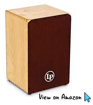 LP Americana 11-Ply Peruvian Style cajon