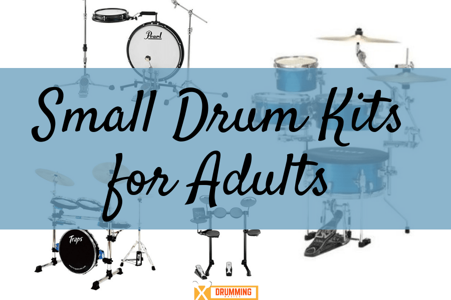 Small Drum Kits for Adults