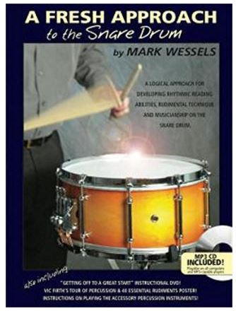 Fresh Approach to Snare Drum (Book)
