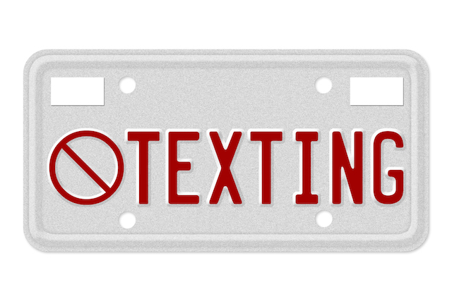 Have You Been Fined for Texting Yet