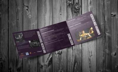 Drumschool Nederland Folder 4